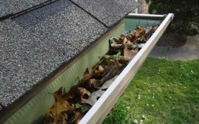 The Right Way To Clean Gutters – In Six Easy Steps.